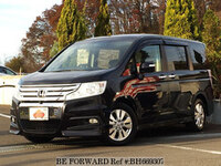 2011 HONDA STEP WGN 2.0 SPADA Z COOL SPIRIT