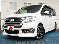 2013 HONDA STEP WGN 2.0 SPADA Z COOL SPIRIT