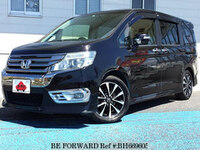 2014 HONDA STEP WGN 2.0 SPADA Z COOL SPIRIT