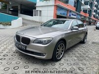 2011 BMW 7 SERIES 730LI AT ABS D/AB 2WD 4DR HID