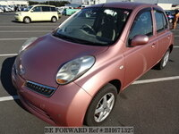 2008 NISSAN MARCH 12S PLUS NAVI HDD