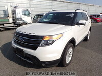 2013 FORD EXPLORER LIMITED ECO BOOST