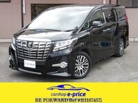2015 TOYOTA ALPHARD 2.5 S C PACKAGE