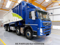 2011 VOLVO FM  AUTOMATIC DIESEL