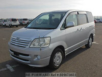 2002 TOYOTA NOAH X G SELECTION