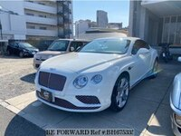 2016 BENTLEY CONTINENTAL GT V84WD