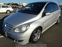 2007 MERCEDES-BENZ B-CLASS B200 TURBO