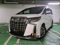 2018 TOYOTA ALPHARD HYBRID 2.5 EXECUTIVE LOUNGE