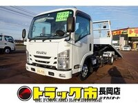 2016 ISUZU ELF TRUCK 3.0 LONG FULL FLAT LOW