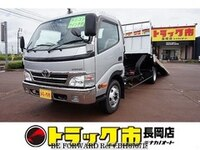 2011 TOYOTA DYNA TRUCK 4.0 WIDE LONG