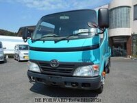 2011 TOYOTA DYNA TRUCK 4.0 W CAB  FULL JUST LOW