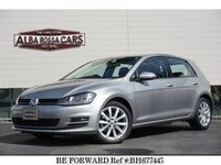2016 VOLKSWAGEN GOLF TSI HIGHLINE BLUE MOTION TECHNO