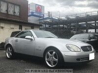 2000 MERCEDES-BENZ SLK KOMPRESSOR