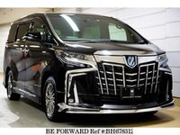 2018 TOYOTA ALPHARD HYBRID 2.5 EXECUTIVE LOUNGE S