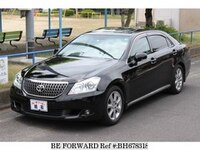 2009 TOYOTA CROWN MAJESTA 4.6 C TYPE