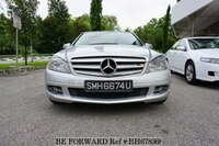 2011 MERCEDES-BENZ C-CLASS TURBO REVERSE CAMERA