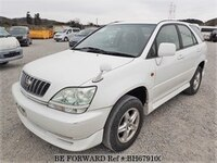 2002 TOYOTA HARRIER PRIME SELECTION