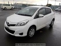 Used 2013 TOYOTA VITZ BH679310 for Sale for Sale