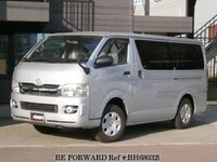 2007 TOYOTA HIACE VAN 3.0DX LONG GL PACKAGE