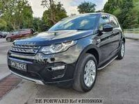 2016 LAND ROVER DISCOVERY SPORT 2.0 SI4 SE 7 STR