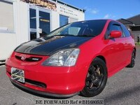 2002 HONDA CIVIC TYPE R 2