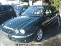 2003 JAGUAR X-TYPE 2.0 V6