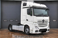 2017 MERCEDES-BENZ ACTROS AUTOMATIC DIESEL