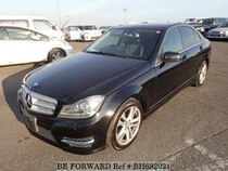Used 2014 MERCEDES-BENZ C-CLASS BH682024 for Sale for Sale