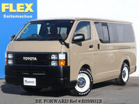 2006 TOYOTA HIACE VAN 2.0 SUPER GL LONG
