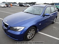 2007 BMW 3 SERIES 320I TOURING HIGHLINE PACKAGE