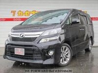 2013 TOYOTA VELLFIRE 2.4Z GOLDEN EYES