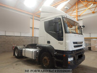 2010 IVECO STRALIS AUTOMATIC DIESEL