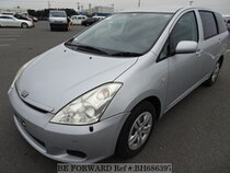 Used 2003 TOYOTA WISH BH686397 for Sale for Sale