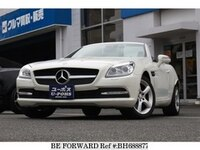 2012 MERCEDES-BENZ SLK BLUE EFFICIENCY SPORTS