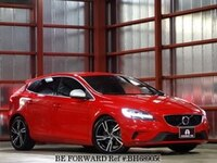 2018 VOLVO V40 D4 R DESIGN TUNED BY POLESTAR