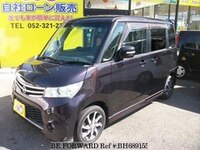 2009 NISSAN ROOX HIGHWAY STAR TURBO