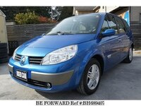 2005 RENAULT GRAND SCENIC 2.0 GLASS ROOF