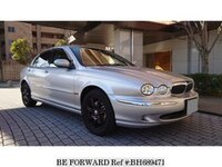 2003 JAGUAR X-TYPE 2.0V6
