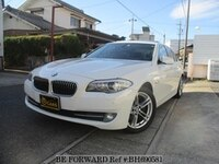 2012 BMW 5 SERIES HIGHLINE PACKAGE