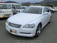2007 TOYOTA MARK X