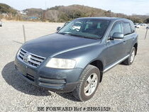 Used 2003 VOLKSWAGEN TOUAREG BH651528 for Sale for Sale