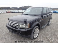 2007 LAND ROVER RANGE ROVER SPORT SUPER CHARGED
