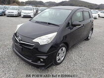 Used 2012 TOYOTA RACTIS BH664311 for Sale for Sale