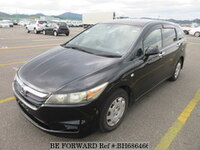 2008 HONDA STREAM X HDD NAVI EDITION