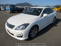 Used 2008 TOYOTA CROWN BH686439 for Sale for Sale