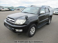2005 TOYOTA HILUX SURF SSR-X 20TH ANNIVERSARY EDITION