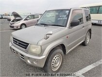 Used 2003 MITSUBISHI PAJERO MINI BH686510 for Sale for Sale