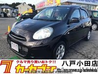 2011 NISSAN MARCH 12X FOUR 30TH HAPPINESS
