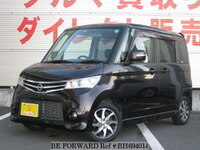 2012 NISSAN ROOX HIGHWAY STAR