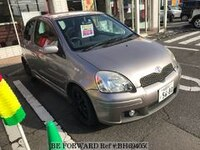 2003 TOYOTA VITZ RS TURBO POWERED BY TRD